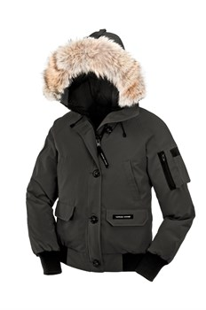 Женская куртка Canada Goose Chilliwack Bomber Graphite (распродано) - фото 5668