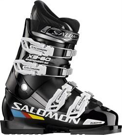 Юниорские ботинки SALOMONX3 60, Black (распродано) - фото 5674