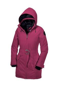 Женская куртка Canada Goose Palliser Coat, Berry (распродано) - фото 5782