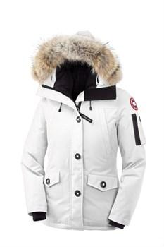 Женская куртка Canada GooseMONTEBELLO PARKA White (распродано) - фото 5786