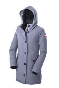 Женская куртка Canada Goose Camrose Parka, Arctic frost - фото 5787
