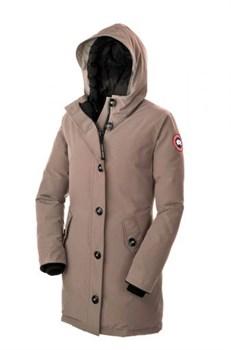 Женская куртка Canada Goose Camrose Parka, Wasaga sand - фото 5789