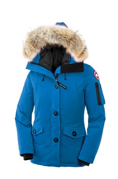 Женская куртка Canada GooseMONTEBELLO PARKA, Blue topaz - фото 5799