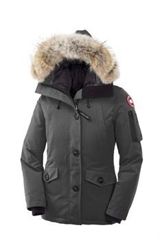 Женская куртка Canada Goose MONTEBELLO PARKA, Graphite (распродано) - фото 5801