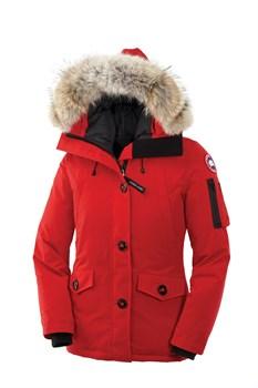 Женская куртка Canada Goose MONTEBELLO PARKA, Red - фото 5805