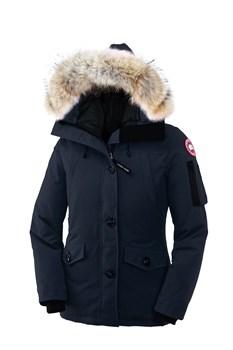 Женская куртка Canada Goose MONTEBELLO PARKA, Navy - фото 5809