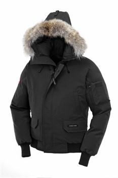 Мужская куртка Canada Goose Chilliwack Bomber, Black (распродано) - фото 5817