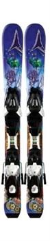 Юниорские лыжи, Atomic rascal jr + easy j75 (распродано) - фото 5826