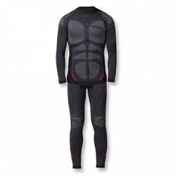 Мужской костюм Red Fox Dry Zone, Black (распродано) - фото 5857