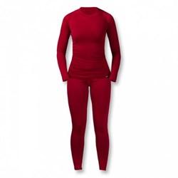 Женский костюм, Red FoxWool Dry Light, Красный (распродано) - фото 5861