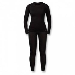 Женский костюм, Red FoxWool Dry Light, Черный - фото 5863