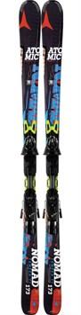 Горные лыжи ATOMIC TEMPER TI ARC/ XTO 12, Black-Blue (распродано) - фото 5948