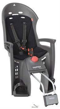 Детское кресло Hamax Siesta, черный/серый - фото 5950