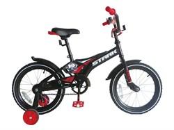 Детский велосипед Stark Tanuki 16, black (распродано) - фото 5988