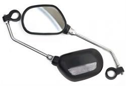 Комплект зеркал с креплением на руль (пара) Vinca - фото 6004
