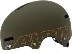 Парковый шлем Alpina AIRTIME, OLIVE-ORANGE MATT (распродано) - фото 6143