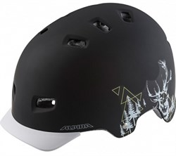 Парковый шлем ALPINA PARK, BLACK WOLF (распродано) - фото 6152