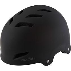 Юниорский шлем ALPINA PARK JR, BLACK MATT - фото 6157