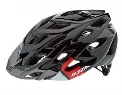 Летний шлем Alpina D-ALTO BLACK-RED-WHITE - фото 6171