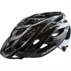Летний шлем Alpina D-ALTO BLACK-WHITE - фото 6173