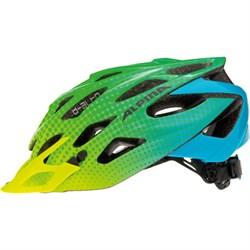 Летний шлем Alpina D-ALTO LIME-GREEN-CYAN (распродано) - фото 6175