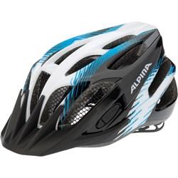 Юниорский шлем Alpina FB JR 2.0 FLASH BLACK-WHITE-BLUE (распродано) - фото 6176