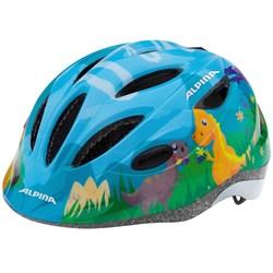 Детский шлем Alpina GAMMA 2.0 DINOS (распродано) - фото 6190