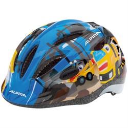 Детский шлем Alpina GAMMA 2.0 CONSTRUCTION - фото 6196