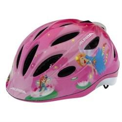 Детский шлем Alpina GAMMA 2.0 FLASH LITTLE PRINCESS - фото 6200