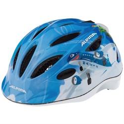 Детский шлем Alpina GAMMA 2.0 FLASH PLANES - фото 6204