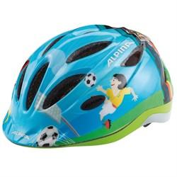 Детский шлем Alpina GAMMA 2.0 FLASH SOCCER (распродано) - фото 6210