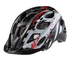 Детский шлем Alpina ROCKY BLACK-WHITE-RED (распродано) - фото 6223