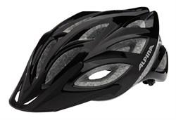 Летний Шлем Alpina SKID 2.0 BLACK-METALLIC - фото 6226