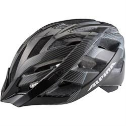 Летний шлем Alpina PANOMA TITANIUM-WHITE LINES (распродано) - фото 6231