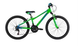 """Юниорский велосипед HAROFlightline 24"""", green/blue (распродано) - фото 6353"""