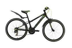 Юниорский велосипед Merida Matts J24, Black (green/grey) (распродано) - фото 6359