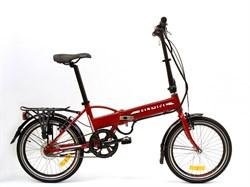 Складной электровелосипед Alpine E-Bike 850 - фото 6367
