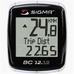 Велокомпьютер SIGMA BC12.12 Topline, 12 функий - фото 6374