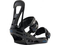 Сноубордические крепления BURTON Freestyle, Black (распродано) - фото 6419
