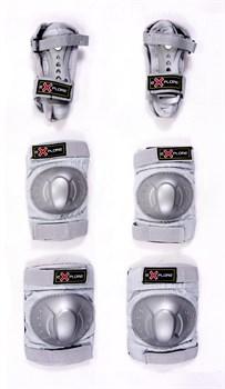 Набор детской защиты Explore AMZ-300, серый - фото 6504