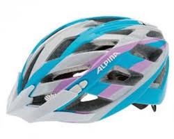 Летний шлем Alpina Tour Panoma, lightblue-pink - фото 6511
