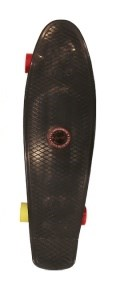 Скейтборд Explore Board, 28 Black - фото 6529