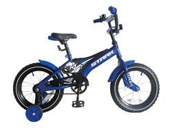 Детский велосипед, StarkTanuki 14 Boy, blue - фото 6571
