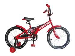 Детский велосипед,  Stark Tanuki 18 Boy, red - фото 6574