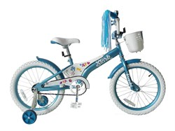 Детский велосипед, StarkTanuki 18 Girl, blue - фото 6575
