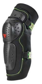 Защита колено/голень Dainese OAK Knee Guard Hard Short, Black - фото 6623