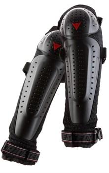 Защита колено/голень Dainese Racing Knee Guard Extreme, Black - фото 6627
