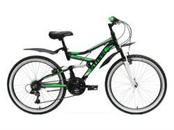 Подростковый велосипед Stark Striky FS, 24'' (распродано) - фото 6690