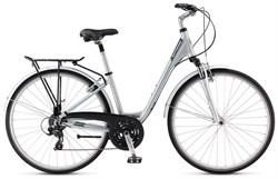 Женский велосипед SCHWINN Voyageur 1 Commute, silver (распродано) - фото 6756