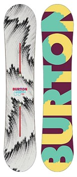 Женский сноуборд Burton FEELGOOD FLYING V - фото 6897